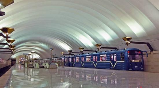 Резултат слика за st. petersburg metro