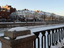 Cheap accommodation in Saint-Petersburg Russia
