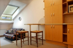 Family suite (kitchenette)