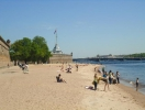 Beaches in St-Petersburg