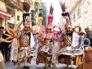 Carnival procession \
