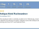 Cheap Accommodation in St-Petersburg