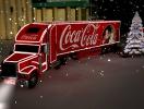 Christmas Coca-Cola Truck Parade