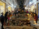 Christmas Fair in the Passage Shopping Center