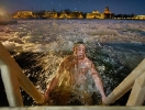 Epithany Swimming in Saint Petersburg Photo: Alexander Petrosyan