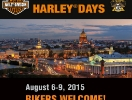 Harley Days in Saint Petersburg