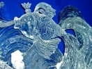 Ice Sculpting Festival 2014