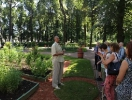 In the Summer Garden provide free botanical excursions