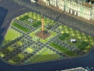 On Palace Square Will Be A Lush Flower Garden