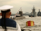 Russian Navy Day 2012