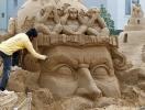 Sand Sculpture Festival 2012