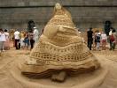 Sand Sculpture Festival 2013