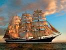 Ship Sedov