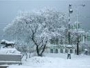 Snow on the streets of the city will be seen by the end of November.