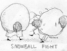 Snowball Fight 2013