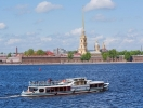 St. Petersburg Hop-On Hop Off Water Routes