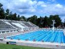 Swimming pool Park Pobedy