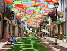 The Street of Flying Umbrellas to Appear in St. Petersburg