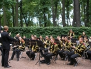 The Summer Garden Will Host Weekly Military Brass Bands