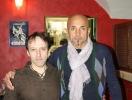 Luciano Spalletti al Caffe Italia di San Pietroburgo