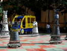 Chess Patio | Шахматный Дворик
