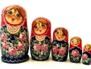 Matryoshka, Russian nesting doll