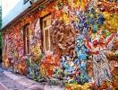 Mosaic Courtyard | Мозаичный дворик
