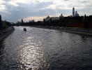 Moskva River, Moscow