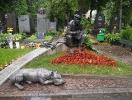 Nikulin, Novodevichy Cemetery, Moscow
