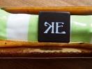 pistachio eclair